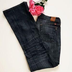 Lucky Brand Zoe Bootcut Jeans